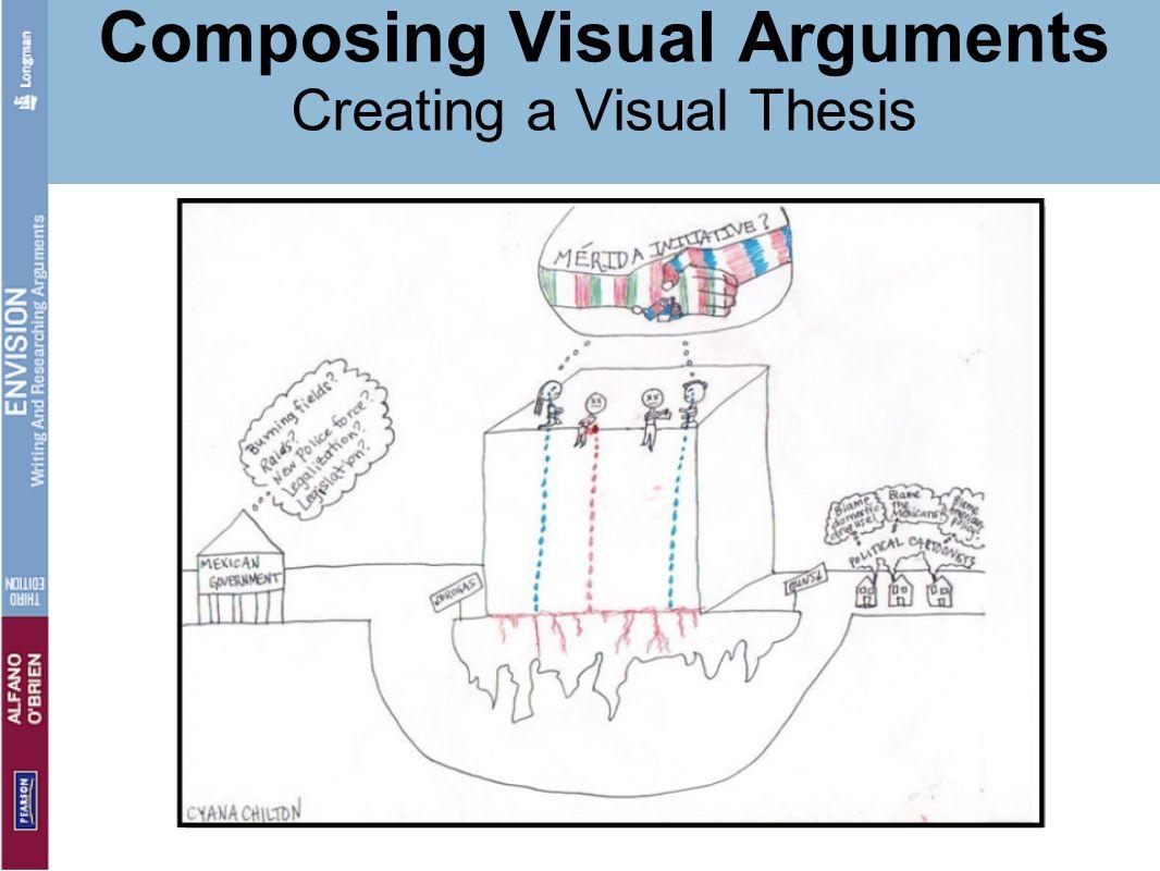 Composing Visual Arguments Creating a Visual Thesis