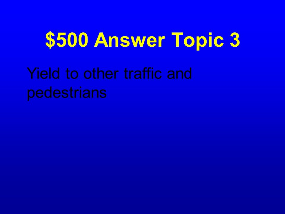 $500 Question Topic 3 What should you do before turning right at a green arrow pointing right?