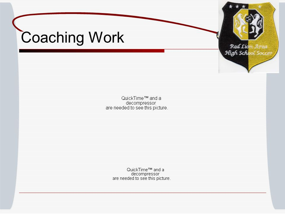 Who are Coaches?