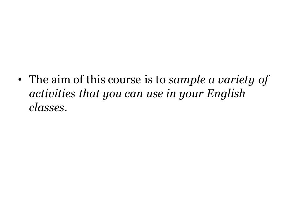 Language teachers are a good source of meaningful interaction and their instruction provides input for their students.
