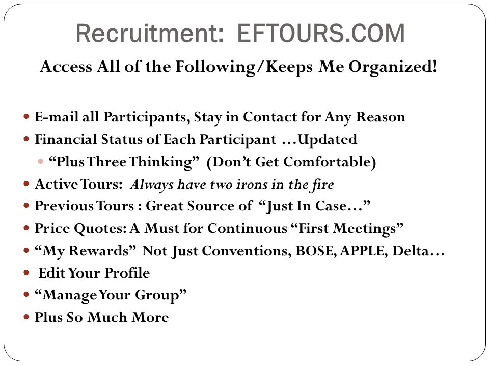 Recruitment: Free Spot(s) I have found out there ain t no surer way to find out whether you like people or hate them than to travel with them.
