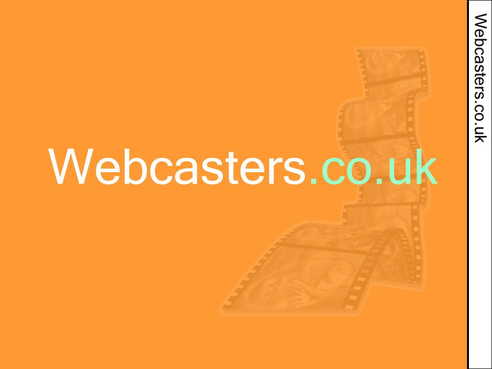 Webcasters.co.uk
