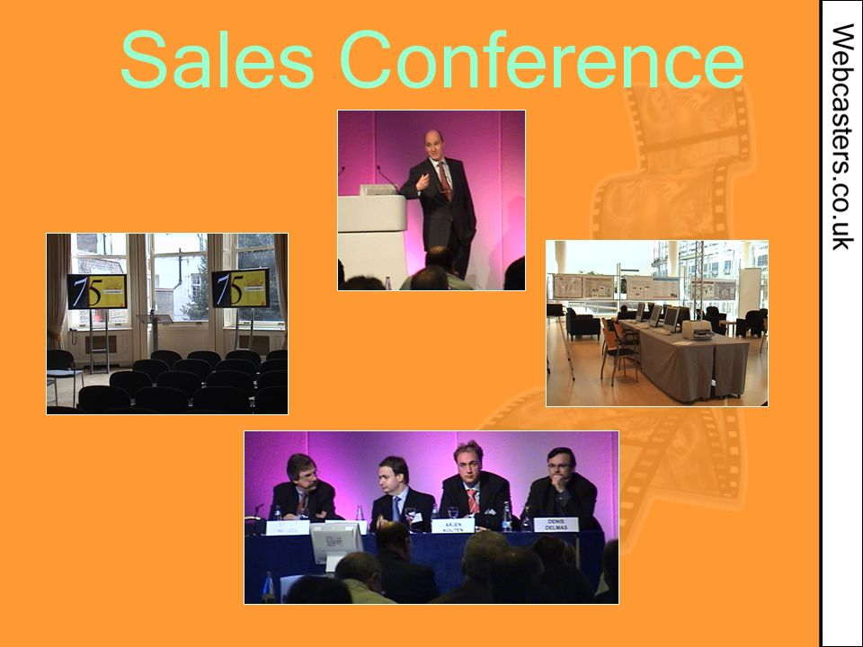 Sales Conference