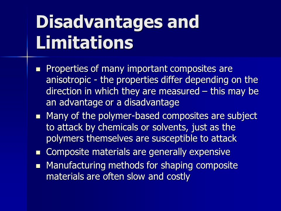 Classification of Composite Materials 1.
