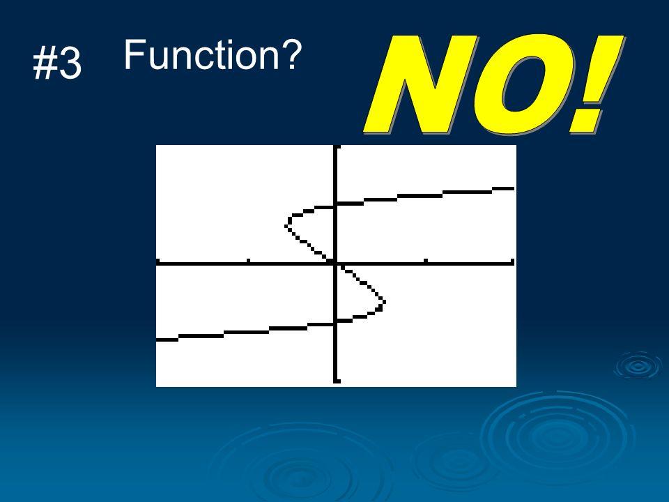 Function? #3