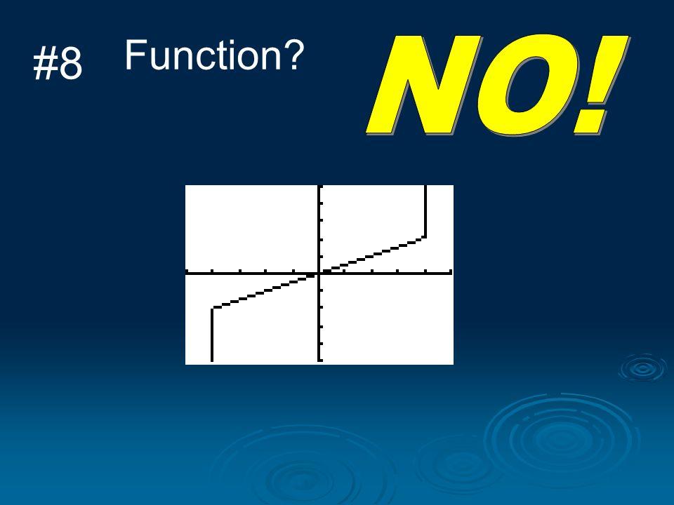 Function? #8