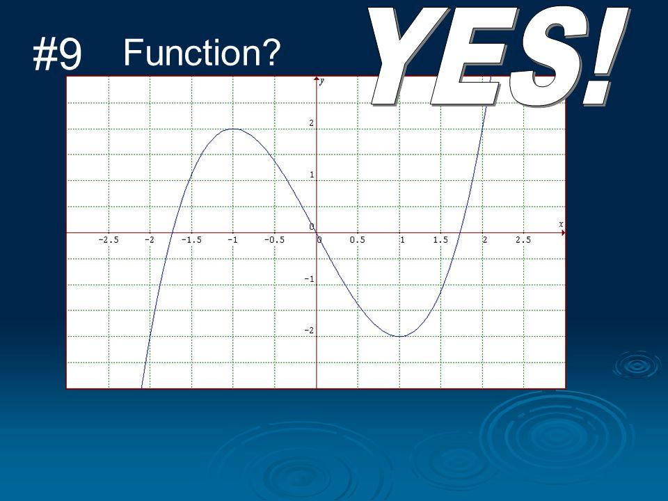 #9 Function?