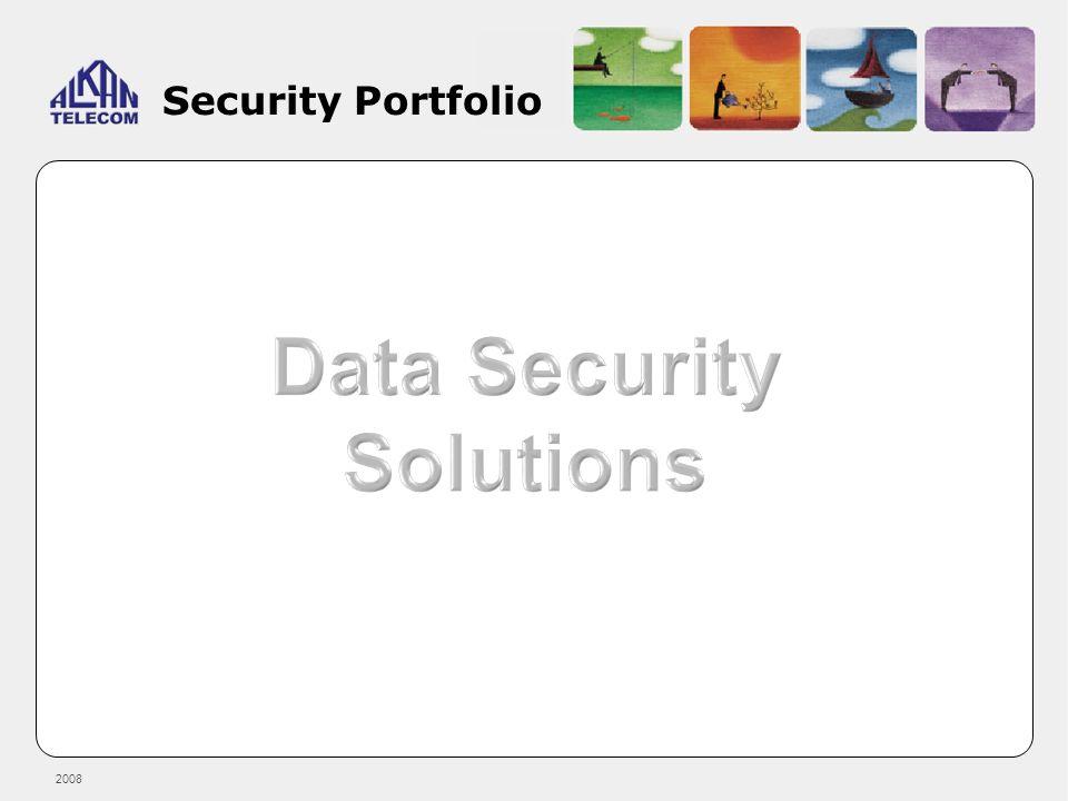 2008 Security Portfolio