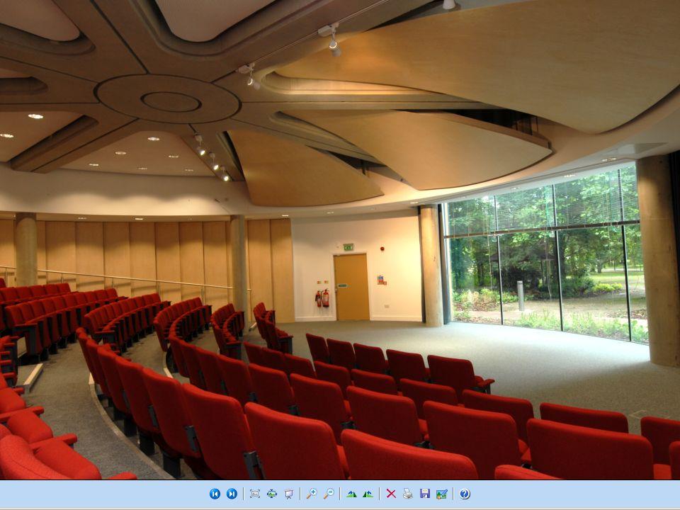 Academic Workspaces - November 2009