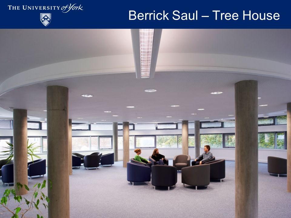 Academic Workspaces - November 2009 Berrick Saul – Tree House