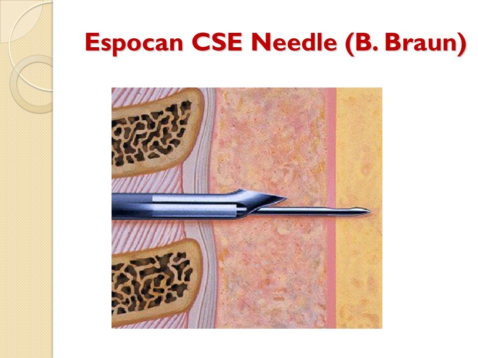 Espocan CSE Needle (B. Braun)