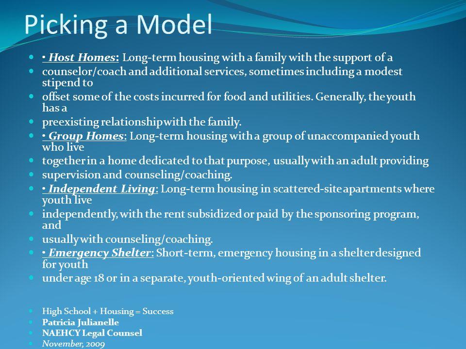 Create the Program Requirements / Families W E LL G ET IT D ONE.