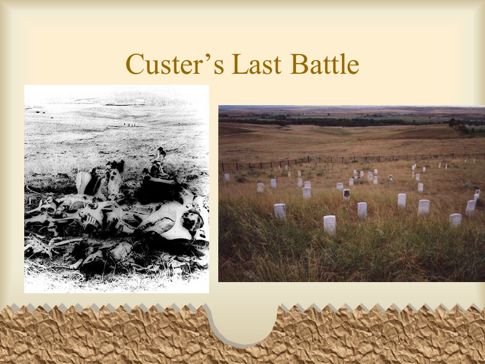 Custers Last Battle