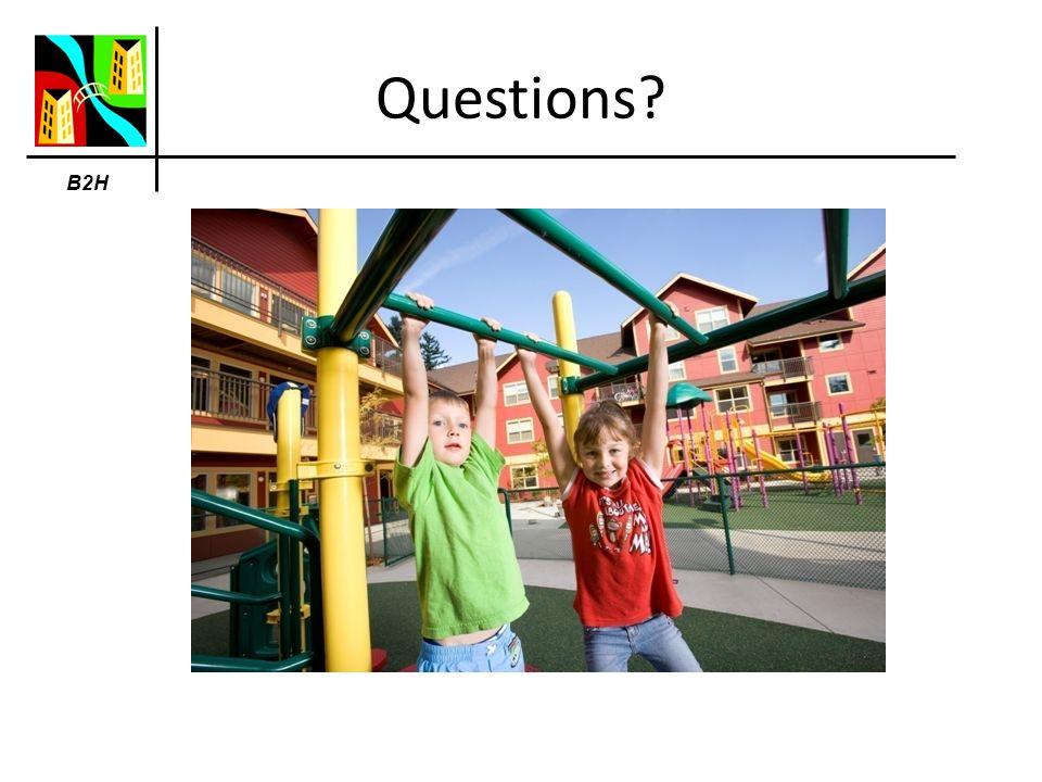 Questions B2H