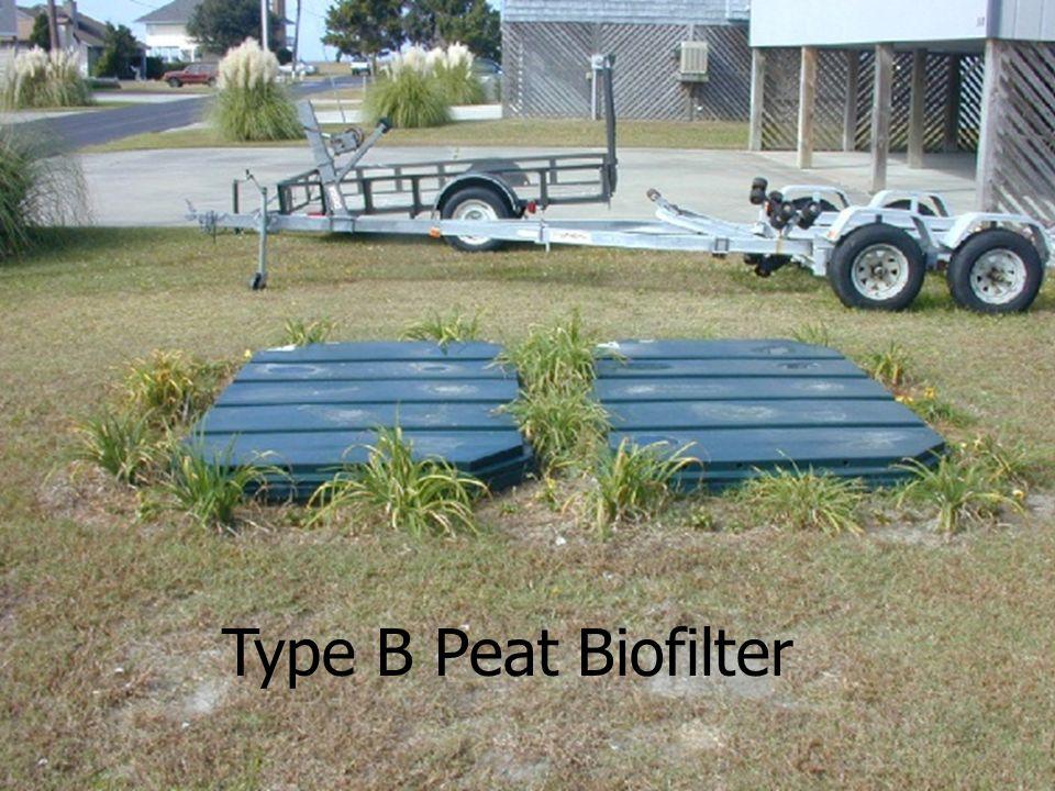 Type B Peat Biofilter