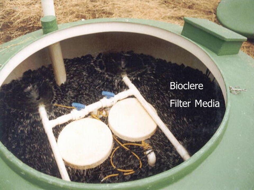Bioclere Filter Media