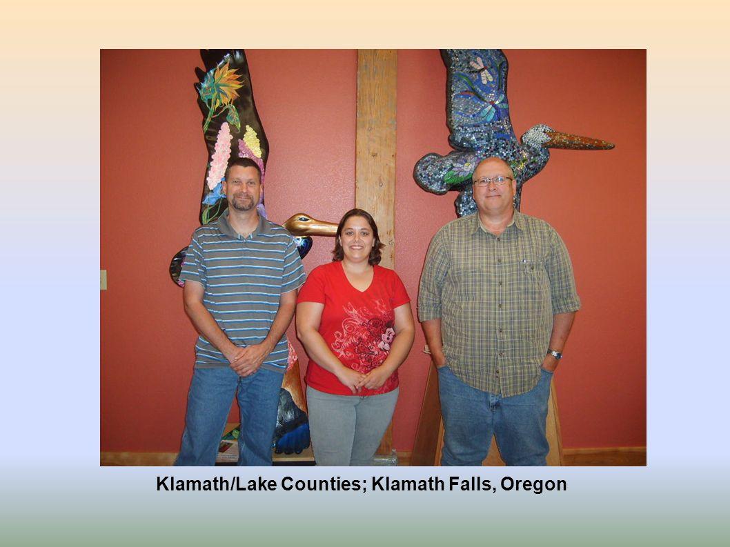 Klamath/Lake Counties; Klamath Falls, Oregon