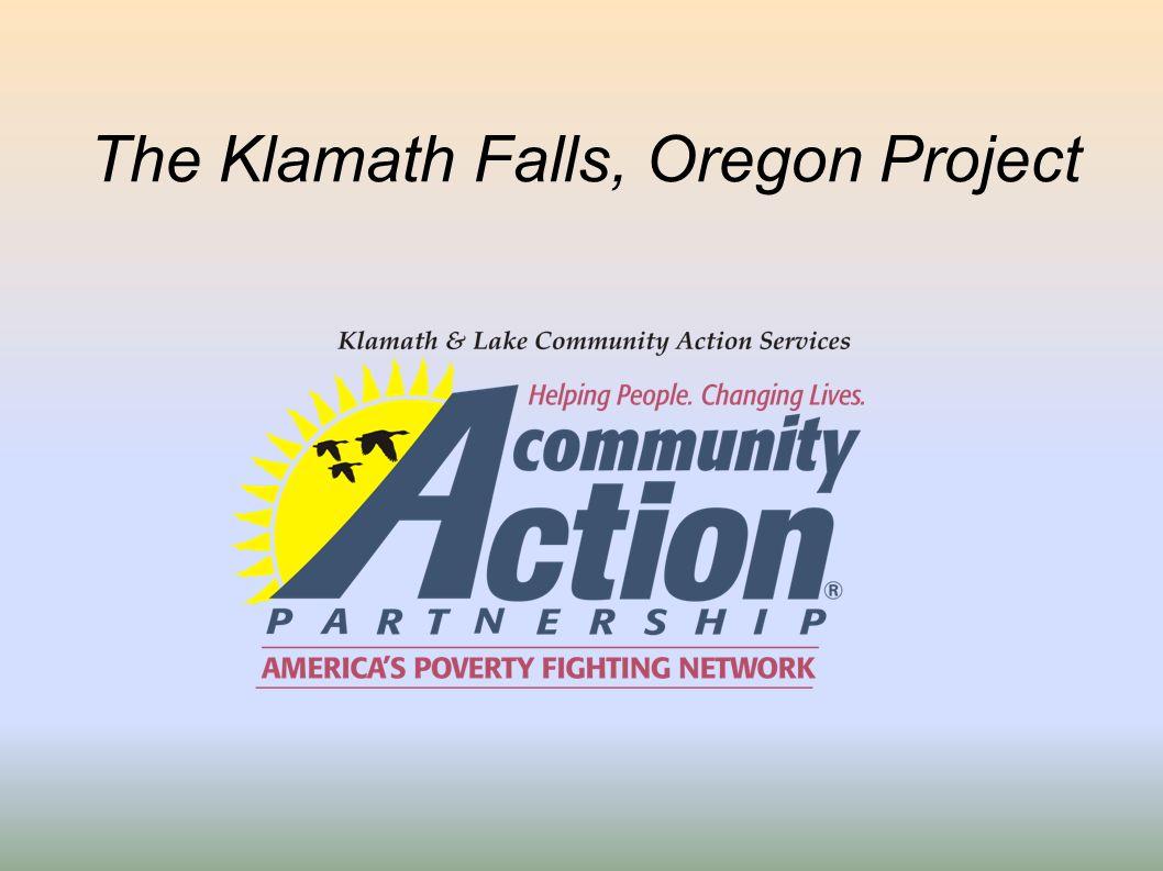 The Klamath Falls, Oregon Project