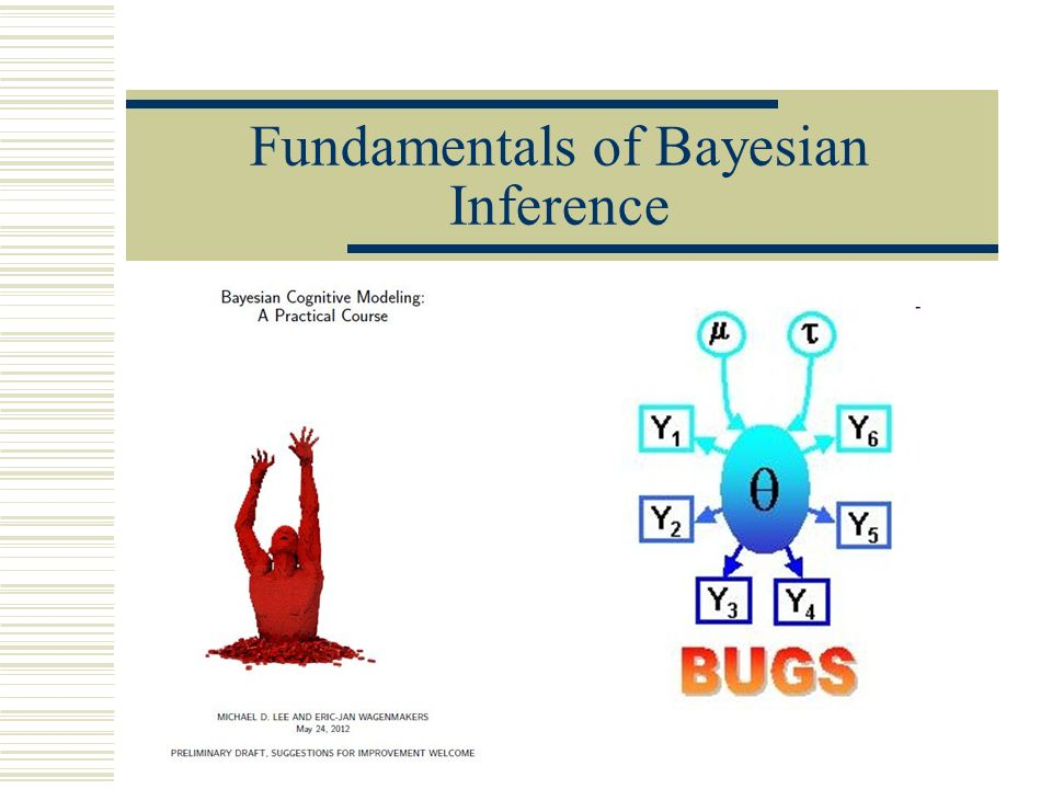 Bayesian Inference in a Nutshell In Bayesian inference, uncertainty or degree of belief is quantified by probability.