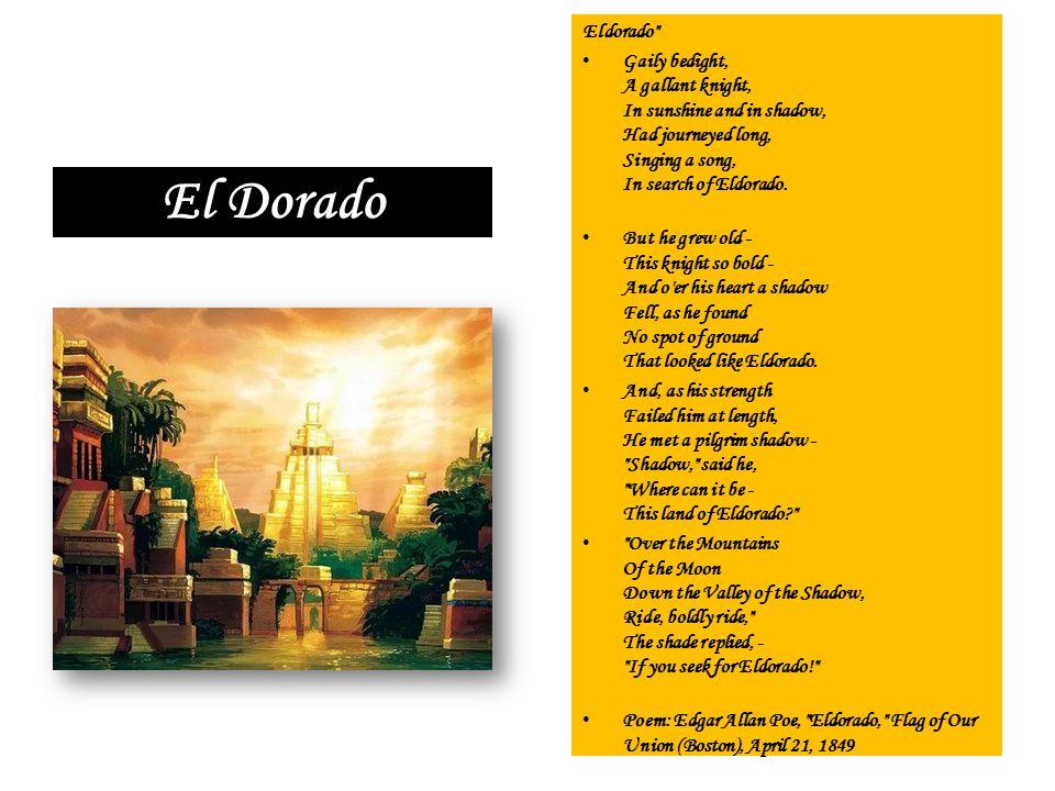 El Dorado Eldorado