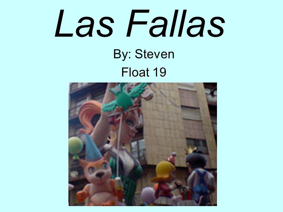 About Las Fallas