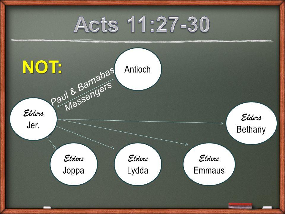 Antioch Elders Jer.