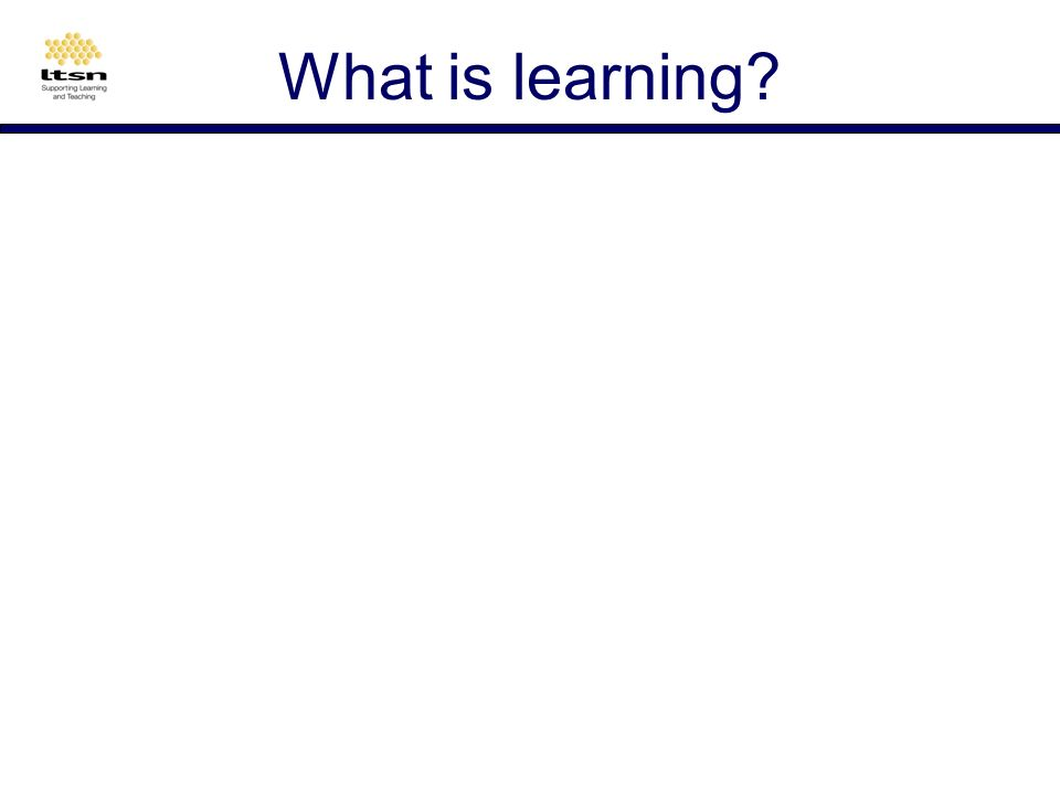 Objectives Explain how current models of learning and teaching relate to e-learning Identify appropriate uses of e-learning, using Laurillards framewo