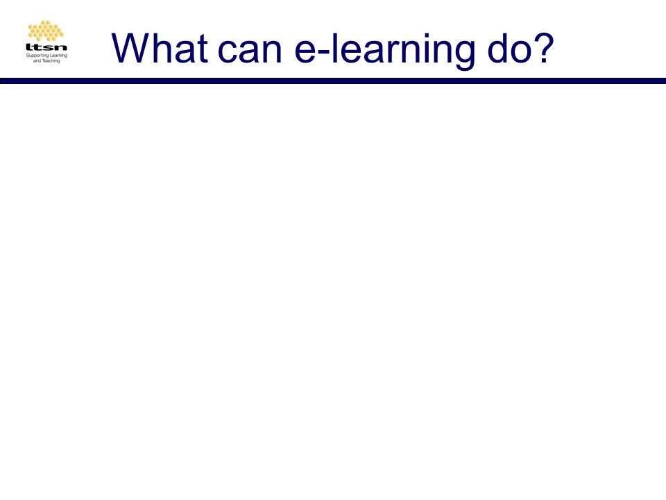 e-learning learning which takes place through exchange between a combination of content, tasks, support-systems (human or otherwise) where the exchange is mediated through information and communication technologies BS A Code Of Practice For E-Support In Electronic Learning Systems (draft 2003)