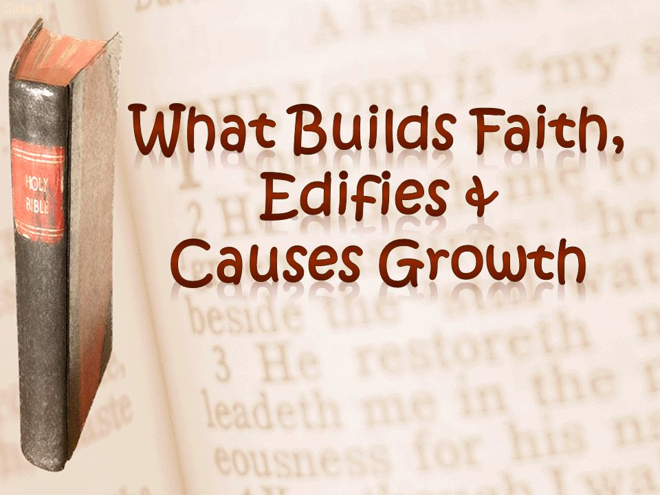 Christians Have Spiritual Needs Grow (2 Pet.3:18) Strengthened (Col.