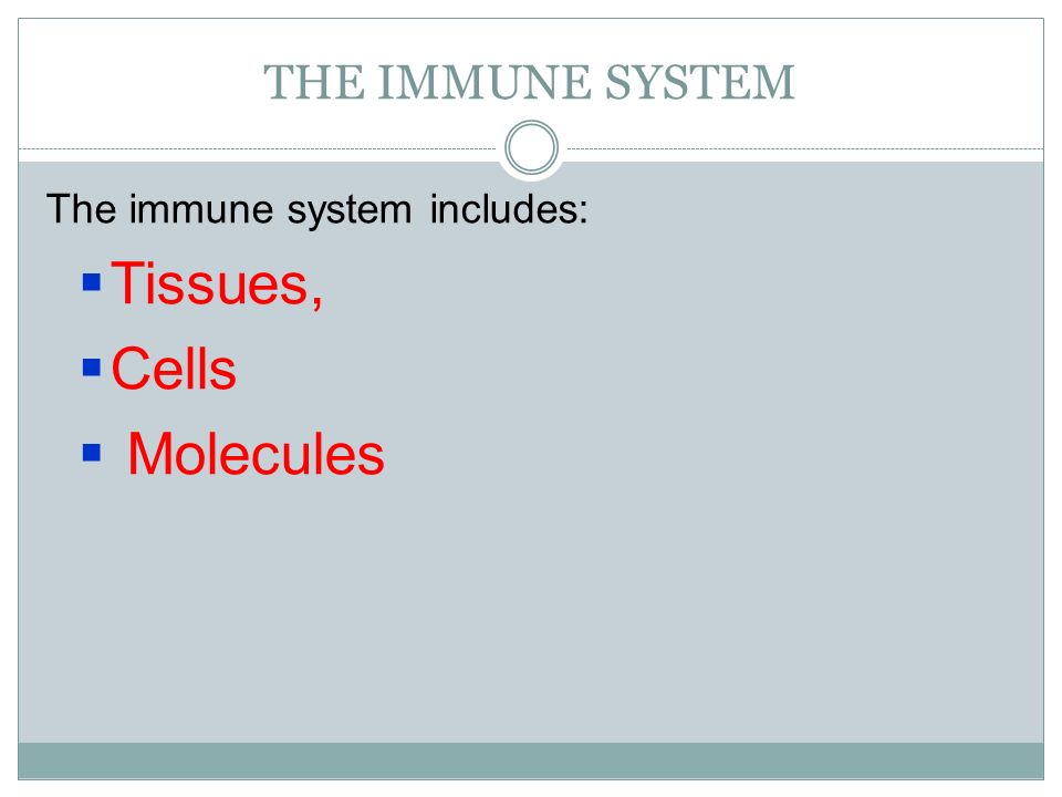 Key concepts about immunity-II 5.