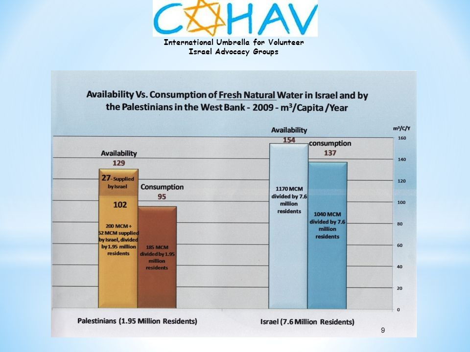 International Umbrella for Volunteer Israel Advocacy Groups