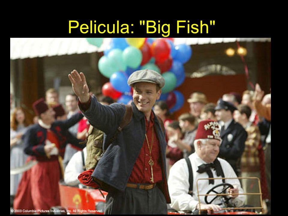 Pelicula: Big Fish