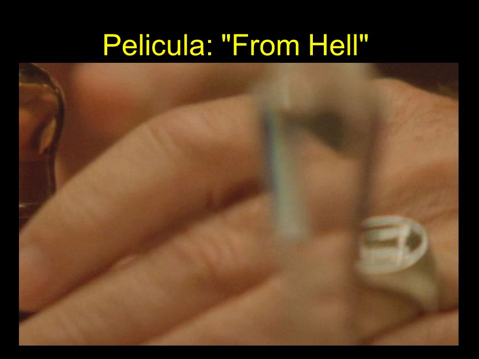 Pelicula: From Hell