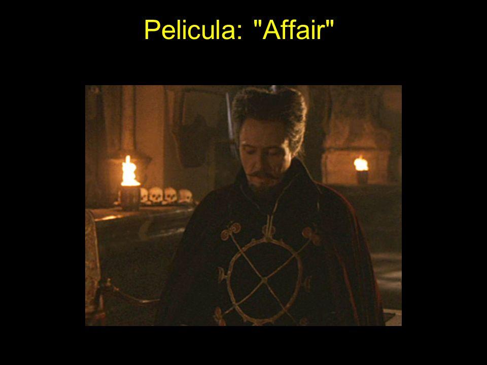 Pelicula: Affair