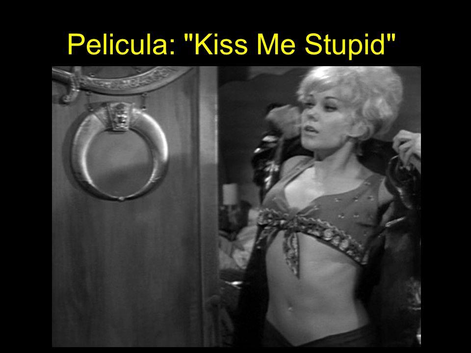 Pelicula: Kiss Me Stupid
