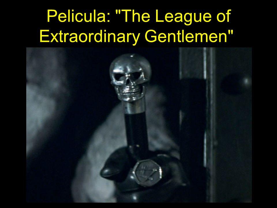 Pelicula: The League of Extraordinary Gentlemen