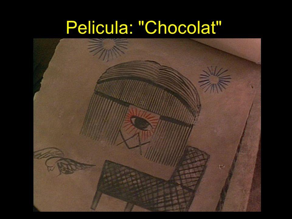 Pelicula: Chocolat