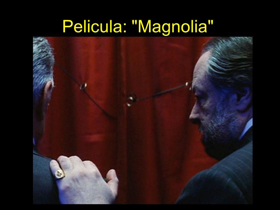 Pelicula: Magnolia