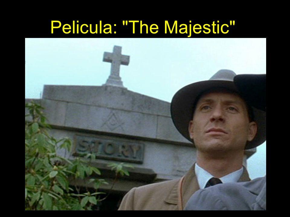 Pelicula: The Majestic