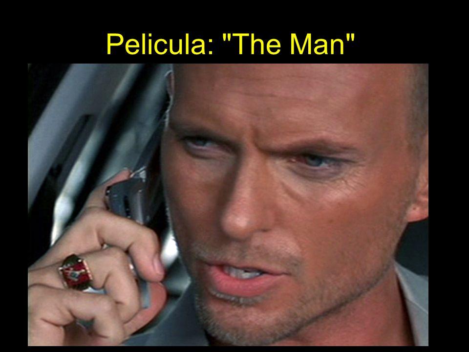Pelicula: The Man