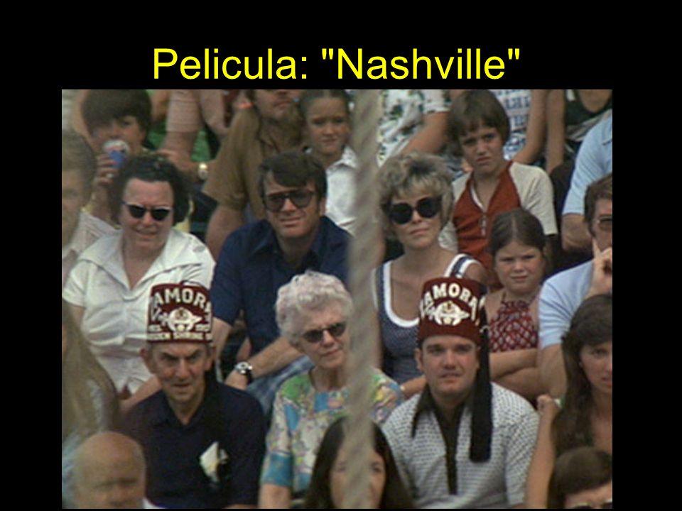 Pelicula: Nashville