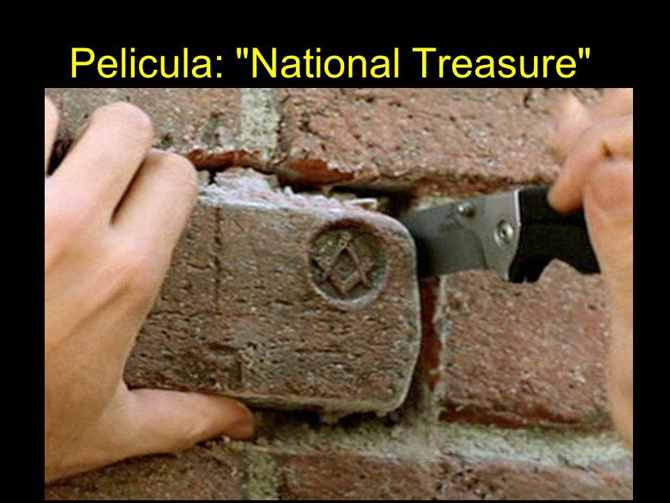 Pelicula: National Treasure