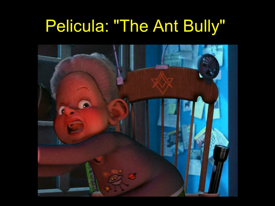 Pelicula: The Ant Bully