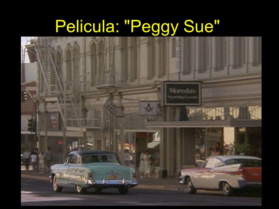 Pelicula: Peggy Sue