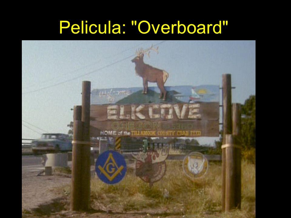 Pelicula: Overboard