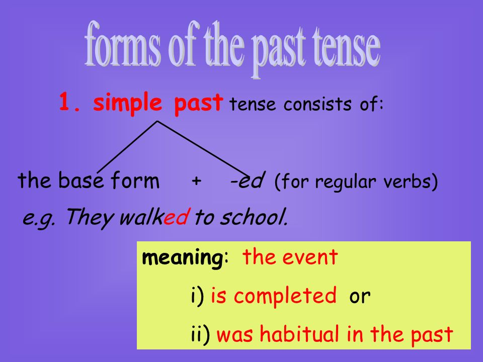 10 as with the simple present tense, a future event may be expressed using the present continuous tense on condition that some other element in the se