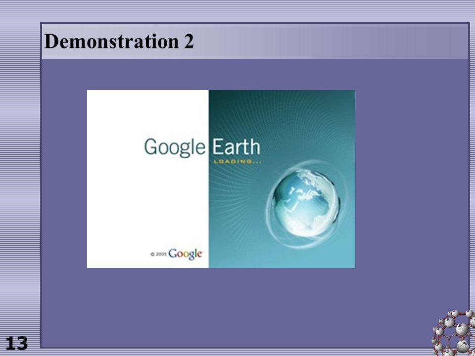 13 Demonstration 2