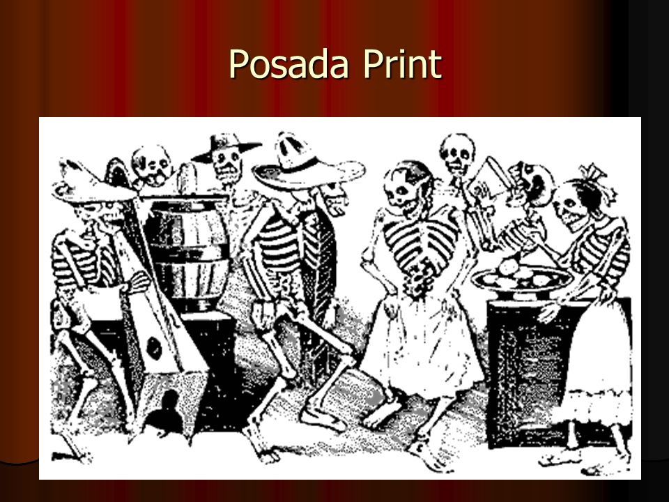 Posada Print