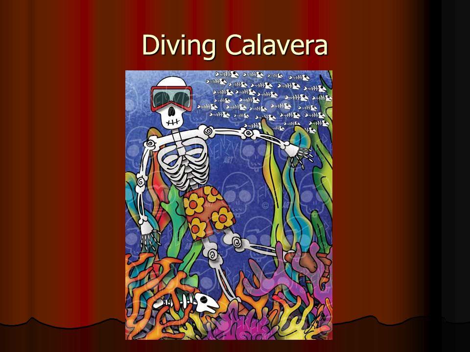 Diving Calavera
