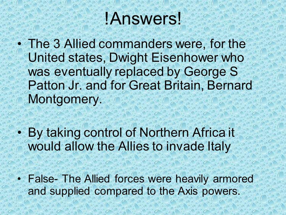 !Answers.